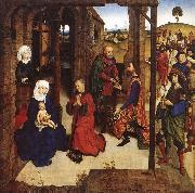 Dieric Bouts The Adoration of  the Magi oil painting picture wholesale