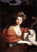 Domenichino The Cumaean Sibyl ertw oil painting picture wholesale