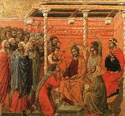 Duccio di Buoninsegna Crown of Thorns oil painting picture wholesale