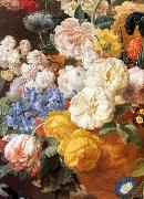 ELIAERTS, Jan Frans Bouquet of Flowers in a Sculpted Vase (detail) f oil painting picture wholesale