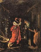 ELSHEIMER, Adam Ceres and Stellio fd oil painting picture wholesale