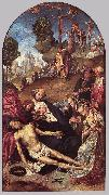 ENGELBRECHTSZ., Cornelis The Lamentation kjk oil painting