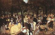 Edouard Manet Concert in the Tuileries oil painting