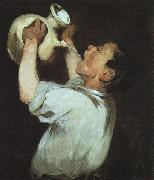 Edouard Manet Boy with a Pitcher oil painting picture wholesale