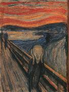 Edvard Munch The Scream oil painting picture wholesale