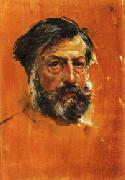 Ernest Meissonier Self-Portrait oil painting reproduction