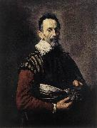 FETI, Domenico Portrait of an Actor dfg oil painting picture wholesale