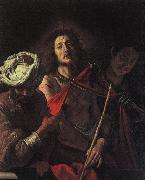 FETI, Domenico Ecce Homo djg oil painting