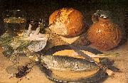 FLEGEL, Georg Still Life with Stag Beetle te oil painting picture wholesale