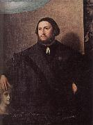 FLORIGERIO, Sebastiano Portrait of Raffaele Grassi gh oil painting picture wholesale