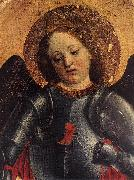 FOPPA, Vincenzo St Michael Archangel (detail) sdf oil painting