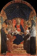 FOPPA, Vincenzo Bottigella Altarpiece dh oil painting