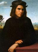 FRANCIABIGIO Portrait of a Man dsh oil painting