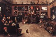 An Antique Dealer s Gallery