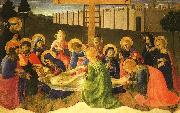 Fra Angelico Lamentation Over the Dead Christ oil painting reproduction