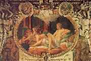 Francesco Primaticcio Danae oil painting picture wholesale