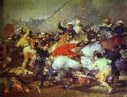 Francisco Jose de Goya The Second of May oil painting reproduction