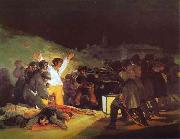 Francisco Jose de Goya The Third of May oil painting picture wholesale