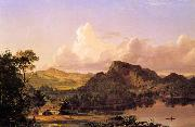 Frederic Edwin Church Home by the Lake oil painting picture wholesale