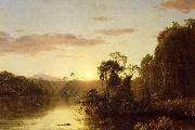 Frederic Edwin Church La Magdalena oil painting picture wholesale
