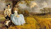 GAINSBOROUGH, Thomas Mr and Mrs Andrews dg oil painting picture wholesale