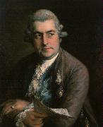 GAINSBOROUGH, Thomas Johann Christian Bach sdf oil painting picture wholesale