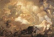 GILLOT, Claude Dream of Solomon dh oil painting