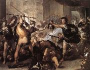 GIORDANO, Luca Perseus Fighting Phineus and his Companions dfhj oil painting picture wholesale