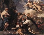 GIORDANO, Luca Psyche Honoured by the People fj oil painting picture wholesale