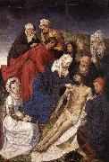 GOES, Hugo van der The Lamentation of Christ sg oil painting picture wholesale