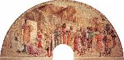 GOZZOLI, Benozzo Adoration of the Magig dg oil painting picture wholesale