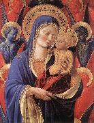 GOZZOLI, Benozzo Madonna and Child gh oil painting picture wholesale