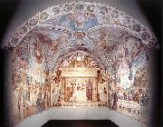 GOZZOLI, Benozzo Shrine of the Madonna della Tosse g oil painting picture wholesale