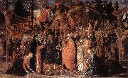 GOZZOLI, Benozzo Descent from the Cross sg oil painting picture wholesale