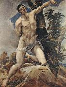 GRECO, El St Sebastian ghj oil painting picture wholesale