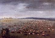 George Catlin Ambush for Flamingoes oil painting picture wholesale
