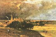 George Inness Coming Storm oil painting picture wholesale