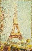 Georges Seurat The Eiffel Tower oil painting picture wholesale