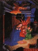 Gerard Hornebout Nativity oil painting