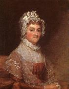 Gilbert Charles Stuart Abigail Adams oil painting picture wholesale