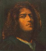 Giorgione Self-Portrait dhd oil painting picture wholesale