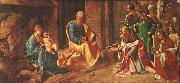 Giorgione Adoration of the Magi oil painting reproduction