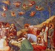 Giotto The Lamentation oil painting
