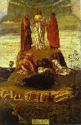 Giovanni Bellini Transfiguration  et oil painting artist