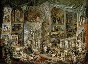 Giovanni Paolo Pannini Views of Ancient Rome oil painting picture wholesale