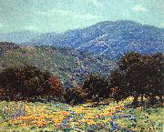 Granville Redmond Flowers Under the Oaks oil painting