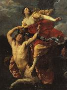 Guido Reni Deianeira Abducted by the Centaur Nessus oil painting reproduction