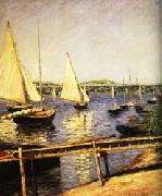 Sail Boats at Argenteuil