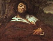 Gustave Courbet The Wounded Man oil painting picture wholesale