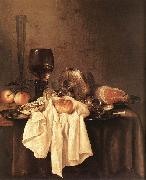 HEDA, Willem Claesz. Still-Life dg oil painting picture wholesale